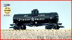 USA Trains R15118 - G.E. 10,000 GAL TANK - BLACK