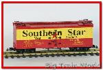 USA Trains R16256 - SOUTHERN STAR--YLW/RED