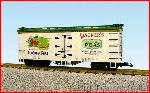 USA Trains R16334 - WAGNERS PEAS WHITE/GREEN
