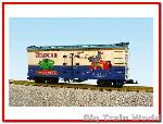 USA Trains R16335 - TEMPLAR PEAS WHITE/BLUE