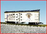 USA Trains R16349 - B&M/UNCLE SAM COFFEE