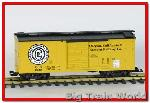 USA Trains R19017 - Assorted Reefer/Refrigerater/Boxcar