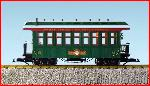 USA Trains R30506 - CHRISTMAS OBSERVATION-GREEN
