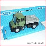 Welly 20980 - Mercedes-Benz Unimog U400, 1:24