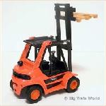 Welly 4482O - Fork Lift Truck